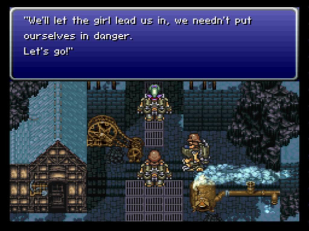Final Fantasy Vi Japan En By Rpgone V1 2b All Bug